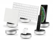 Just Mobile HoverDock - Aluminium iPhone Lightning Dock