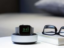 Just Mobile HoverDock - Apple Watch Oplaad Dock Stand