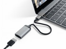 Satechi Aluminium USB-C naar HDMI 4K adapter