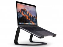 Twelve South Curve Stand Zwart - Laptop MacBook Standaard