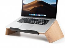 Oakywood Laptop Stand Oak - Houten MacBook Laptop Standaard