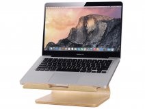 Samdi Houten MacBook Stand Laptopstandaard - Berk