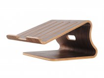Samdi Houten MacBook Stand Laptopstandaard - Walnoot