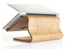 Woodcessories EcoLift Bamboo - Houten Macbook Stand