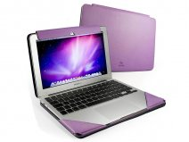 Tuff-Luv Leather Case - MacBook Air 11 inch Hoesje