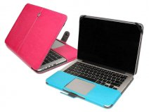 PU Leather Case - MacBook Pro Retina 13 inch Hoesje