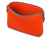 be-ez LArobe Sunset Sleeve Oranje - MB Air/Pro 13