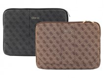 Guess Monogram Laptop Sleeve - 13 inch MacBook Hoes