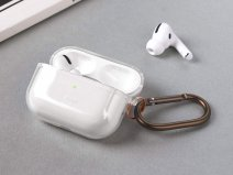 Elago Clear Case Transparant - AirPods Pro Hoesje