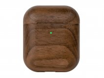 Woodcessories AirCase Wood - Houten AirPods 1 & 2 Hoesje