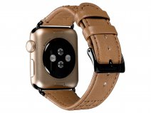 Sena Isa Leather Strap Caramel - Apple Watch Band 38/40mm