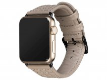 Sena Isa Leather Strap Fog - Apple Watch Band 38/40mm