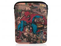 Marvel Vintage Comics Sleeve - Tablet iPad hoesje