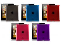 Smart Back Cover Crystal Case Hoes voor iPad 2, 3 & 4