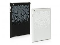 XtremeMac Silkscreen Dots Smart-Cover Compatible Case voor iPad 2, 3 &