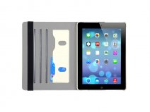 Canvas 360 Stand Case - iPad Air 1 / iPad 9.7 hoesje