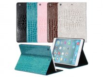 Crocodile Stand Case - iPad 2018/2017 Hoesje