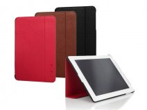 Knomo Leather Folio Slim Case voor iPad mini 1