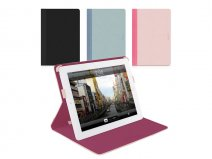 MacAlly SlimCase Kunstleren Case Hoes voor iPad Mini
