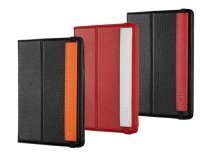 Sena Journal Leren Case - iPad mini 1/2/3 hoesje