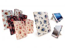 Tuff-Luv Secret Garden Case - iPad mini 1/2/3 hoesje