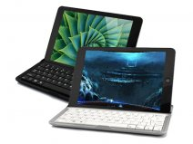 Bluetooth Wireless Keyboard Case voor iPad Mini 1/2/3
