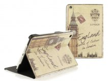 London Retro Stand Case - Hoesje voor iPad mini (Retina)