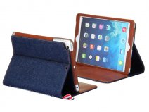 Luxury Denim Case - Hoes voor iPad Mini (Retina)