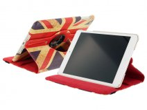 Vintage GB Swivel Case - iPad mini 1/2/3 hoesje