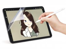 Paper Feel Screen Protector voor iPad Air 4 - Teken als op papier!