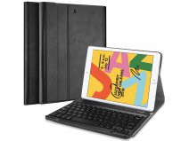 Keyboard Case QWERTY - iPad 10.2 (2019) Toetsenbord Hoesje