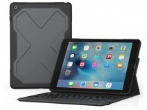 ZAGG Rugged Keyboard Case - iPad 2018/2017 Hoes QWERTY