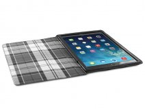 Barbour International Tartan Folio Case - iPad Air 2 Hoes