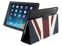 Barbour International Union Jack Folio Case - iPad Air 2 Hoes