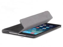 Decoded iPad Air 2 Hoesje Slim Cover Leren Case (Zwart)