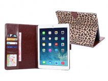 Leopard iPad Air 2 Hoes - Stand Case
