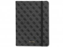 Guess 4G Monogram Case Grijs - iPad Air 3 (2019) Hoes
