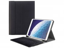 Keyboard Case QWERTY - iPad Air 3 2019 Toetsenbord Hoesje (Pencil)