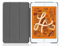 Smart Bookcase Zwart - iPad mini 5 (2019) Hoesje