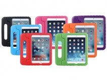 Kidsproof Case voor School - Kinder iPad Mini 5 2019 Hoesje