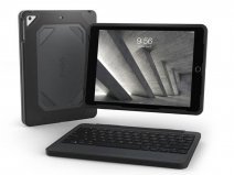 ZAGG Rugged Book Keyboard Case QWERTY - iPad Mini 5 Toetsenbord Hoesje