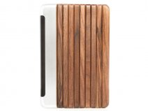 Woodcessories EcoGuard Mahoni - iPad mini 4 hoesje