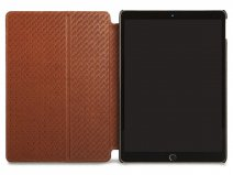 Vaja Libretto Leather Case Cognac - iPad Pro 10.5 Hoesje Leer