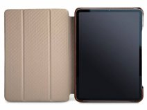 Vaja Libretto Leather Case Bruin - iPad Pro 11 (2018) Hoesje Leer