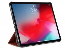 Decoded Slim Cover Bruin Leer - iPad Pro 12.9 2018 hoesje