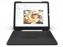 ZAGG Slim Book Go Keyboard Case QWERTY - iPad Pro 12.9 2018 Hoesje