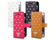 Guess Tessi Bookcase - iPhone 4/4S hoesje