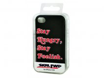 SKILLFWD 'Stay Hungry, Stay Foolish' Case Hoesje voor iPhone 4/4S