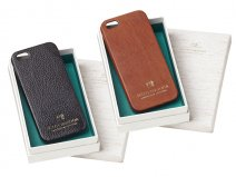 Scotch & Soda Leren Case - iPhone 4/4s hoesje