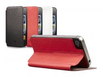 TwelveSouth SurfacePad Ultra-Dunne Lederen Case voor iPhone 4/4S